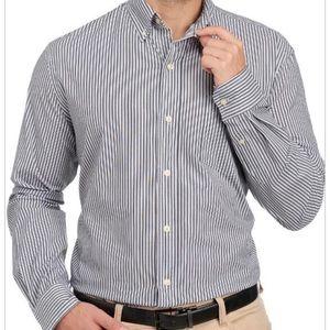 CHAPS Striped Button Down Shirt